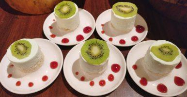 Kiwi Mousse
