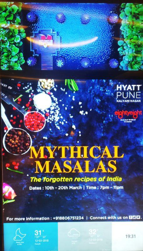Mythical Masalas Food Festival