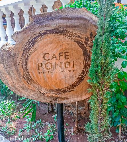 Cafe Pondi