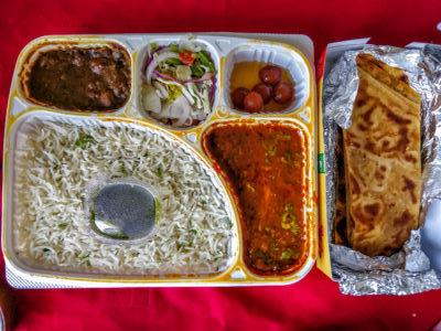 Dilli Rajma Meal