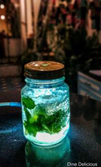 Kaffir Lime & Litchi Mojito