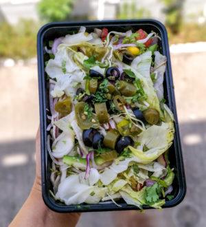 Paneer Tossed Salad