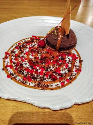 Hazelnut & salted Caramel Molleaux