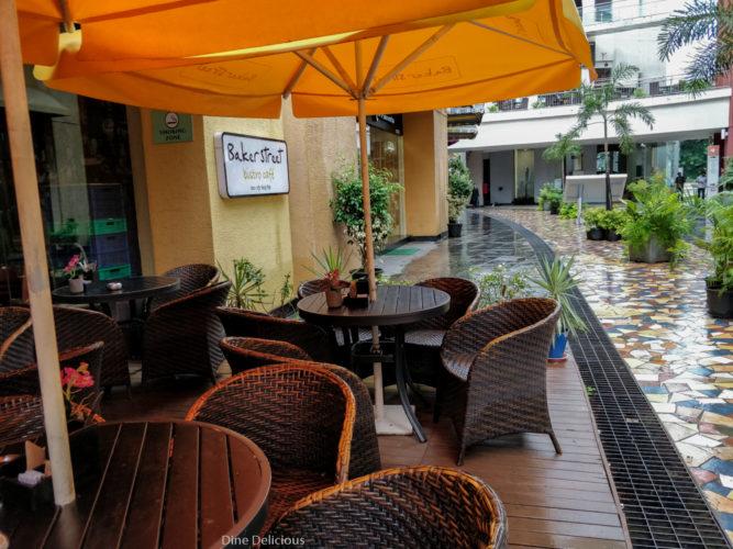 Baker Street Bistro Cafe