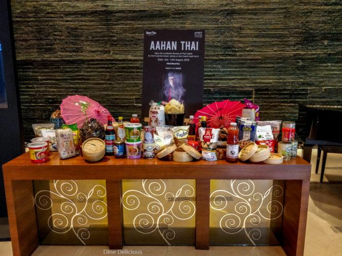 Aahan Thai Food Festival