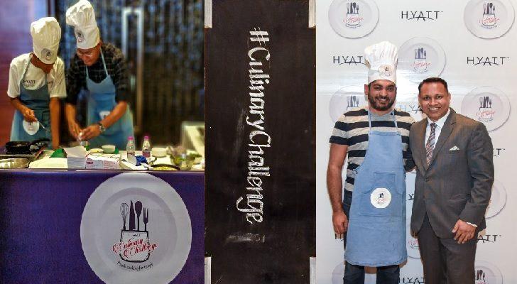 Culinary Challenge – Hyatt